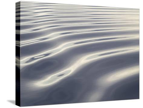 Arctic Ocean, Norway, Svalbard. Ocean Ripple Pattern-Jaynes Gallery-Stretched Canvas Print