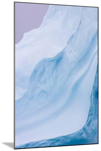 South Georgia Island. Iceberg Shapes-Jaynes Gallery-Mounted Photographic Print