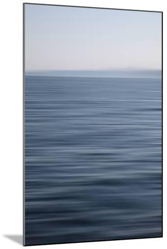 Abstract Ocean View-Savanah Stewart-Mounted Photographic Print