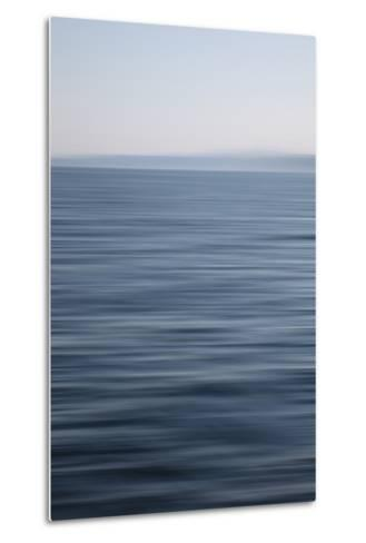 Abstract Ocean View-Savanah Stewart-Metal Print