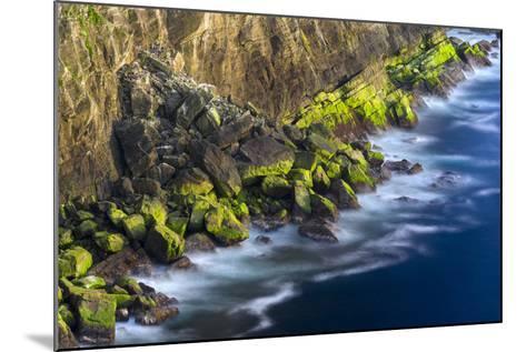 Foula Part, Shetland Islands-Martin Zwick-Mounted Photographic Print