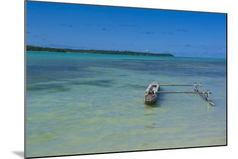 Ile Des Pins, New Caledonia, Melanesia, South Pacific-Michael Runkel-Mounted Photographic Print
