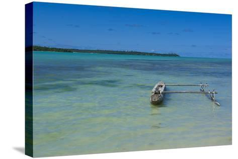 Ile Des Pins, New Caledonia, Melanesia, South Pacific-Michael Runkel-Stretched Canvas Print