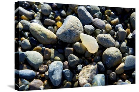 Haida Gwaii Islands, British Columbia. Agates are Found on Many of the Beaches on Graham Island-Richard Wright-Stretched Canvas Print