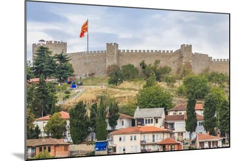 Macedonia, Ohrid, Czar Samuel's Fortress. Ohrid-Emily Wilson-Mounted Photographic Print