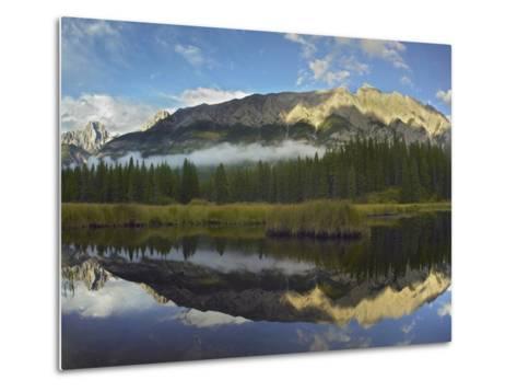 Opal Range, Kananaskis Country, Alberta, Canada-Tim Fitzharris-Metal Print