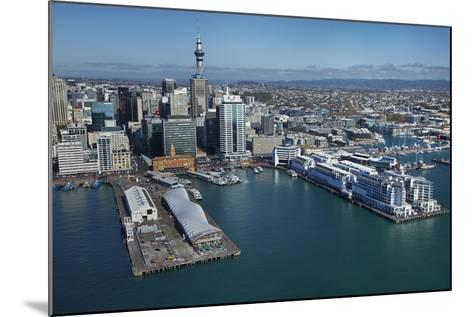 The Cloud Events Venue, Queen's Wharf, Auckland Waterfront, North Island, New Zealand-David Wall-Mounted Photographic Print