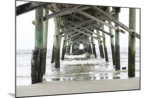 North Carolina, Wilmington, Oceanic Pier-Lisa S^ Engelbrecht-Mounted Photographic Print