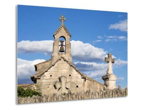 France, a Classified Historic Monument from the 12th Century-Julie Eggers-Metal Print