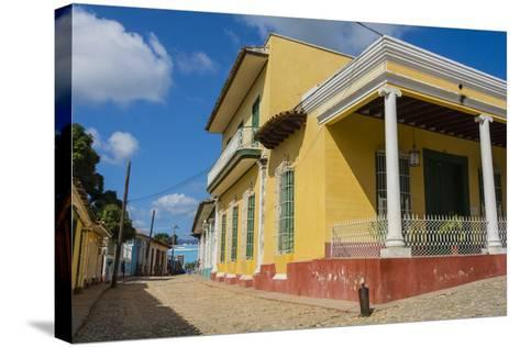 Cuba, Sancti Spiritus Province, Trinidad-Inger Hogstrom-Stretched Canvas Print
