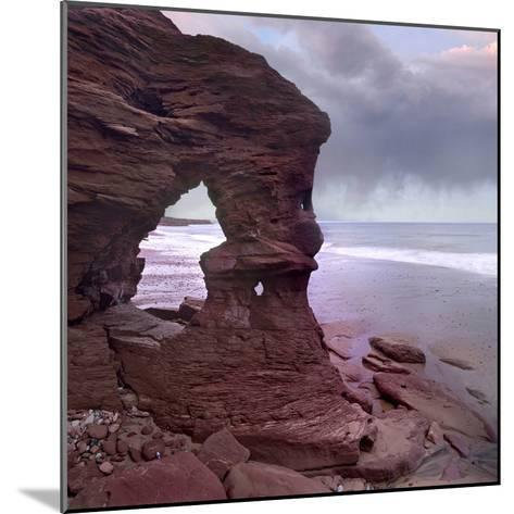 Cavendish Beach, Prince Edward Island National Park, Prince Edward Island, Canada-Tim Fitzharris-Mounted Photographic Print