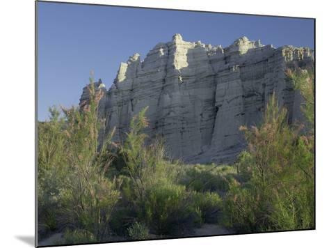 Plaza Blanca Near Abiquiu, New Mexico, Usa-Tim Fitzharris-Mounted Photographic Print