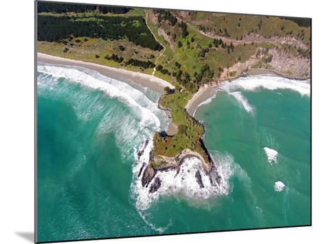 Mapoutahi, Historic Maori Pa Site, North of Dunedin, South Island, New Zealand-David Wall-Mounted Photographic Print