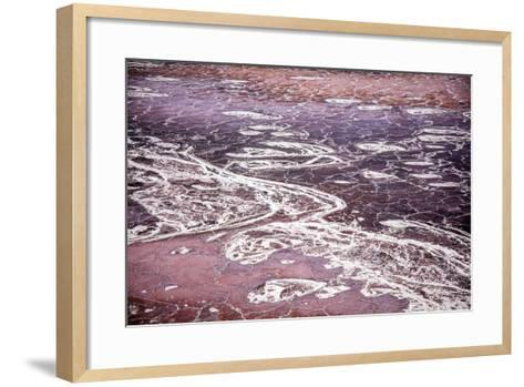 Tanzaniz Landscape-Art Wolfe-Framed Art Print