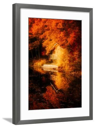 Lost in a Memory-Philippe Sainte-Laudy-Framed Art Print