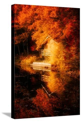 Lost in a Memory-Philippe Sainte-Laudy-Stretched Canvas Print