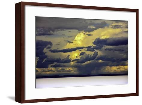 Moody Skies-Art Wolfe-Framed Art Print