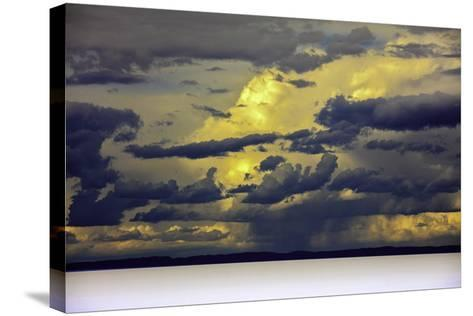 Moody Skies-Art Wolfe-Stretched Canvas Print