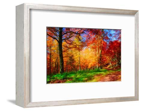 One Fine Day-Philippe Sainte-Laudy-Framed Art Print