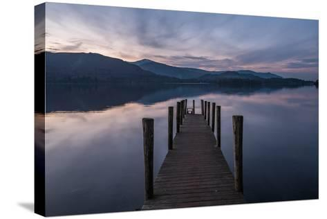 Tranquil Dreams-Doug Chinnery-Stretched Canvas Print