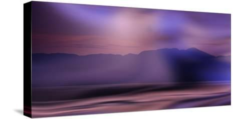 Into the Midnight-Heidi Westum-Stretched Canvas Print