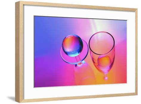 Neon Party-Heidi Westum-Framed Art Print