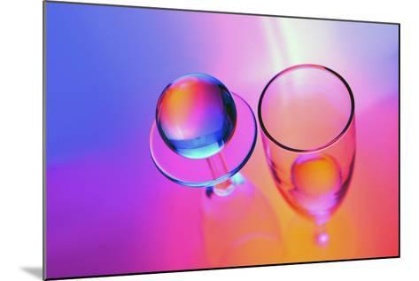 Neon Party-Heidi Westum-Mounted Photographic Print