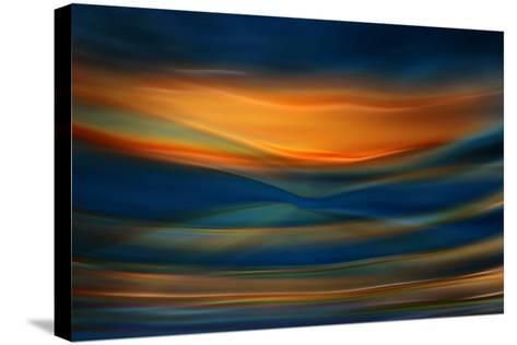 Confluence-Ursula Abresch-Stretched Canvas Print