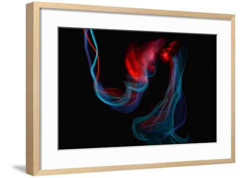 The Fight-Heidi Westum-Framed Art Print
