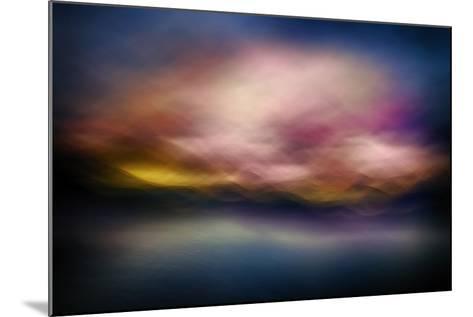 Slocan Lake 9-Ursula Abresch-Mounted Photographic Print