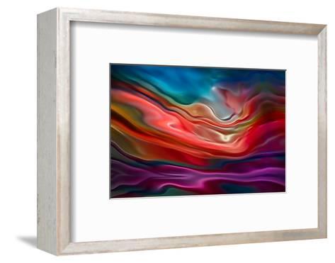Shift-Ursula Abresch-Framed Art Print