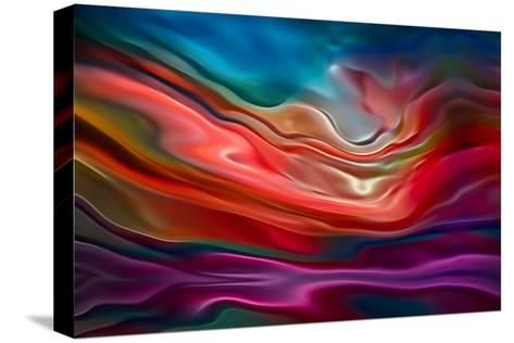 Shift-Ursula Abresch-Stretched Canvas Print