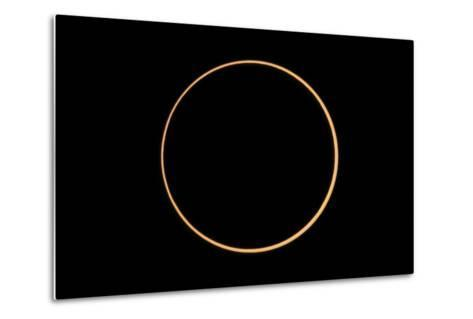 Moon over Tanzania 2-Art Wolfe-Metal Print