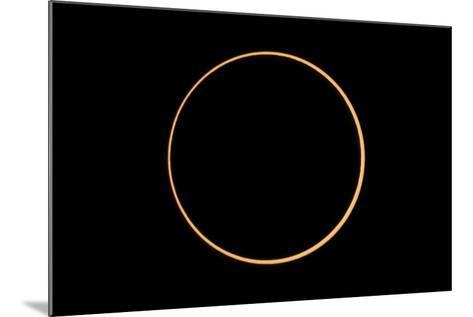 Moon over Tanzania 2-Art Wolfe-Mounted Photographic Print