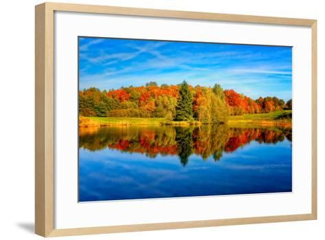 Another Dimension-Philippe Sainte-Laudy-Framed Art Print