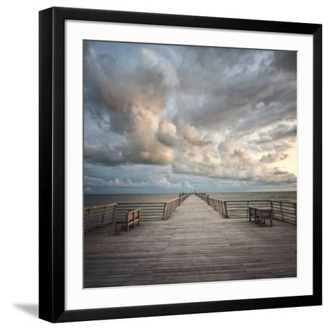 Heavens Gate-Philippe Manguin-Framed Art Print