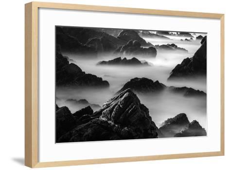 Point Lobos, California-Art Wolfe-Framed Art Print
