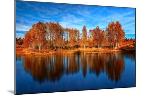 Back from the Edge-Philippe Sainte-Laudy-Mounted Photographic Print