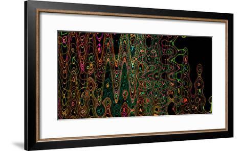 Color Play II-Heidi Westum-Framed Art Print