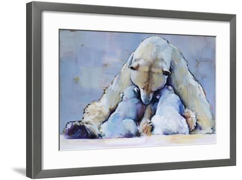 Mother Mountain, 2016-Mark Adlington-Framed Art Print