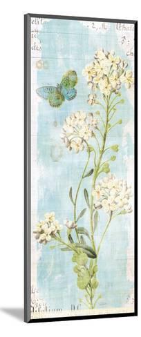 Botany Blue III-Sue Schlabach-Mounted Art Print