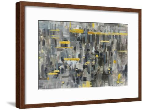 Reflections Square-Danhui Nai-Framed Art Print