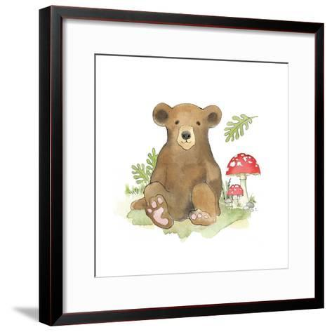 Baby Woodland II-Beth Grove-Framed Art Print