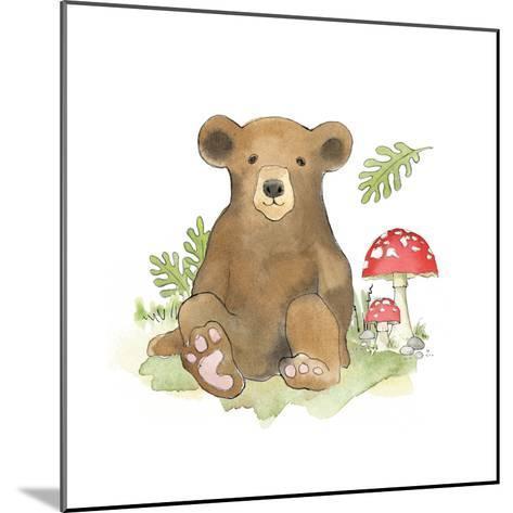 Baby Woodland II-Beth Grove-Mounted Art Print