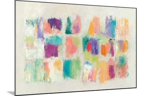 Popsicles Horizontal Stone-Mike Schick-Mounted Art Print