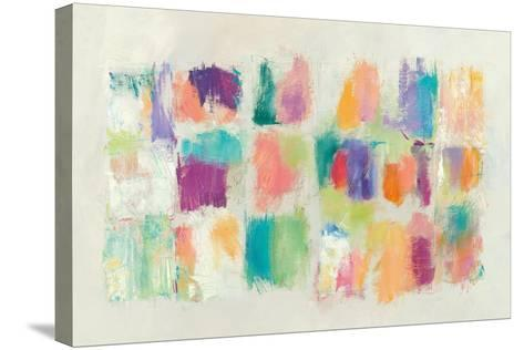 Popsicles Horizontal Stone-Mike Schick-Stretched Canvas Print