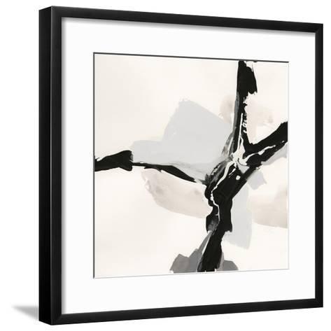Creamy Neutral III-Chris Paschke-Framed Art Print