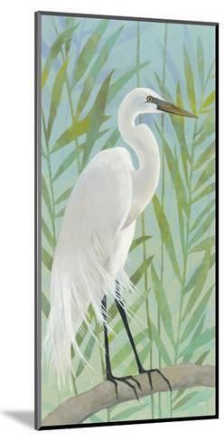 Egret by the Shore I-Kathrine Lovell-Mounted Art Print