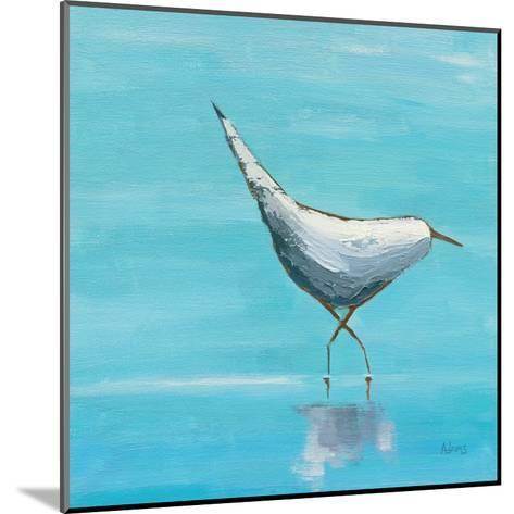 Egret I Bright-Phyllis Adams-Mounted Art Print