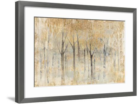 Seasons End Gold-Avery Tillmon-Framed Art Print